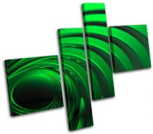Patten Emerald green Abstract - 13-0026(00B)-MP02-LO